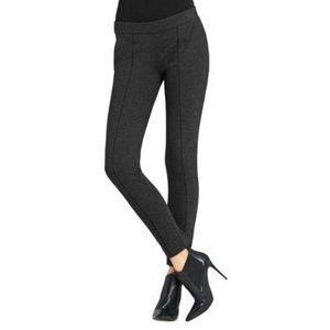 CAbi Audrey charcoal Ponte Pants size 0